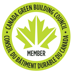 member of the Canadian Green Building Council